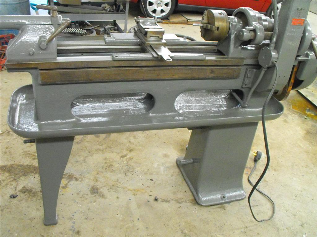 "P&W 10"" toolmaker lathe on PGH Craigslist"